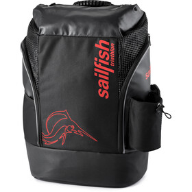 sailfish Cape Town Backpack black/ red